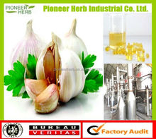 Hot selling garlic extract oil