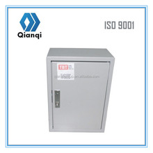 Metal control panel box electrical meter distribution box
