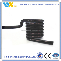 China Supplier spiral torsion ab rocket spring