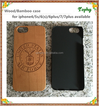 For iphone 6 case wood for wooden iphone 6 cases cell phone back cover Custom logo