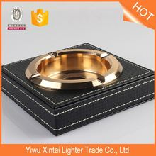 Factory sale different types beautiful design unbreakable ashtray
