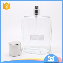A2619-100ML high quailty refillable with UV cap Customized empty pretty car perfume