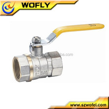 3/4 inch threaded galvanized ball valve