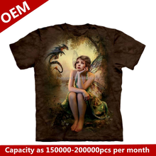 Fantasy series 3d t shirt,beautiful 3d t-shirts