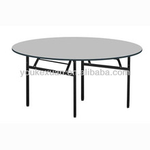 Youkexuan 5ft round table HC-6009