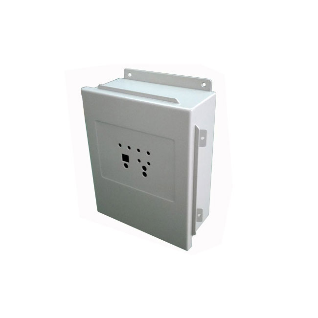 Glass reinforced polyester moulding design metal electric meter box