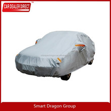 Inflatable Sun Protection 100% Polyester Light Material Car Dust Covers