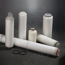 PP millipore membrane filter/water filter PALL replace/pleated filter cartridge 5 micron for RO