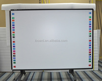 Hot sales multi points ir portable interactive whiteboard for education and office