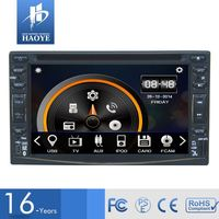 China Supplier Small Order Accept Half Din Car Dvd Player With Usb