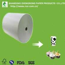 Double sided pe coated paper for cups