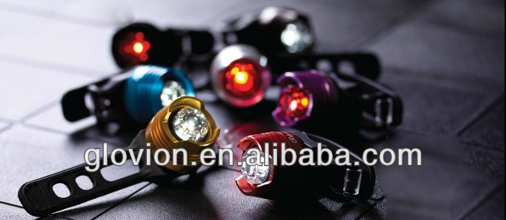 2014 New neon lights for bikes led bike light led trailer lights waterproof