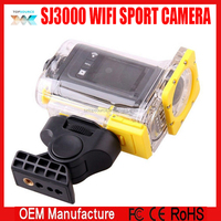 SJ3000 WIFI Full HD 1080P Waterproof Helmet Sport Camera