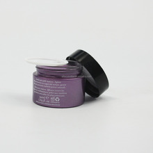 25ml Cosmetic Cream Aluminum Jar with up and down cap