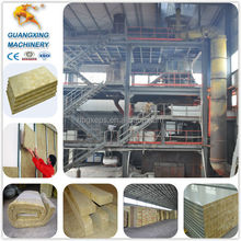5000 tons Slag Wool Production Line from Guangxing Machinery