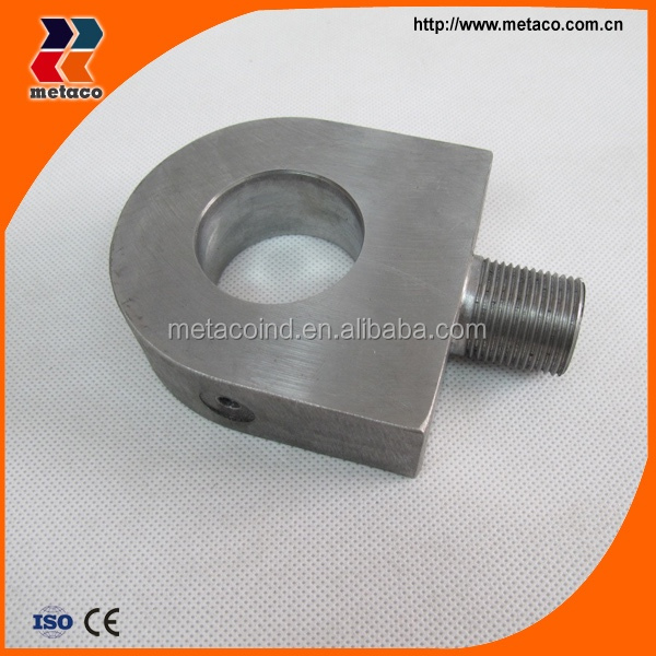 stainless steel components electric cigarette machine parts