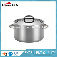Brand new 3 ply stainless steel cookware set with great price