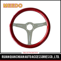 China manufacture professional 350mm boat steering wheel