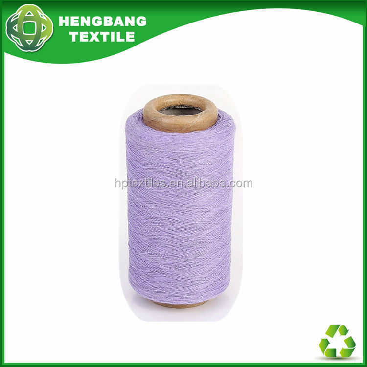 HB918 2015 new recycled open end cotton yarn for knitting machine