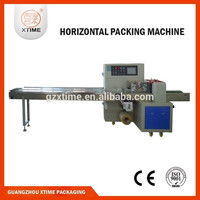 pouch packing machine for romaine lettuce
