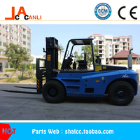 12.0~16.0Ton Automatic Diesel Forklift Trucks 6BT5.9-C130 engine