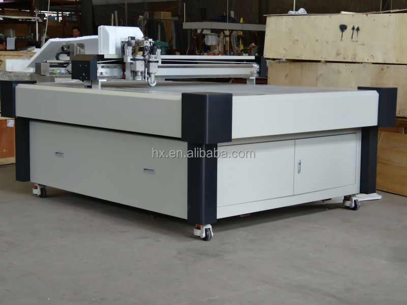 Ods1511 1500*1100mm CNC Cutting & Creasing System for Folding Boxes Packaging