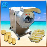Factory low price good quality french fries making machine Potato chips cutter