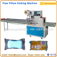 Pillow Type Automatic Flow Soap Packing Machine Pouch Packing Machine