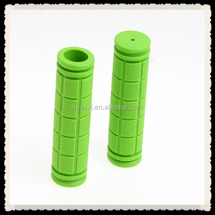 New design silicone bicycle handle bar grip