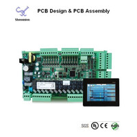 air conditioning programmable temperature controller