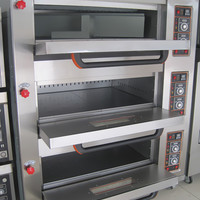 Sinochef Commercial 3 Deck Gas Bakery