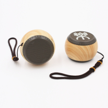 Best Outdoor Bicycle Wireless Mini Hamburger Good Hands Free Handsfree Wooden Portable Pulse Music Baby Bluetooth Speaker