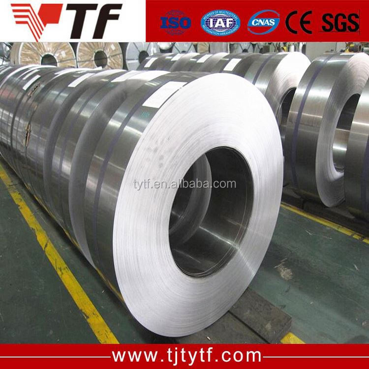 Wholesale fashion zero spangle SPCE bare galvalume sheet steel per ton