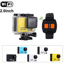 2015 AT300 Plus 4K Action Camera Wifi Waterproof Sports Camera Deportiva Full HD 1080P Cam Remote Control