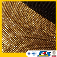 Decorative Aluminium Flakes For Metal Screen,Aluminum Metallic Cloth