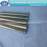 Threaded Rod With Nuts