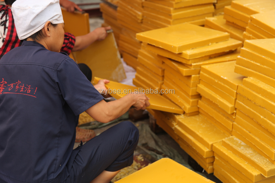 Wholesaler directly supply honey bee bulk beeswax/bee hive cheap beeswax/bulk organic beeswax for sale