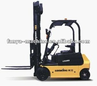 Four Wheel 2.0Ton Electric Forklift
