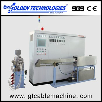 PTFE/PFA/ETFE wire equipment/coating machine