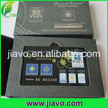 Mobile phone anti radiation patch with 6pcs/box,OEM