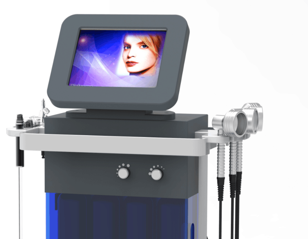 Skin Spa System portable microdermabrasion machine/diamond peel machine/beauty salon equipment