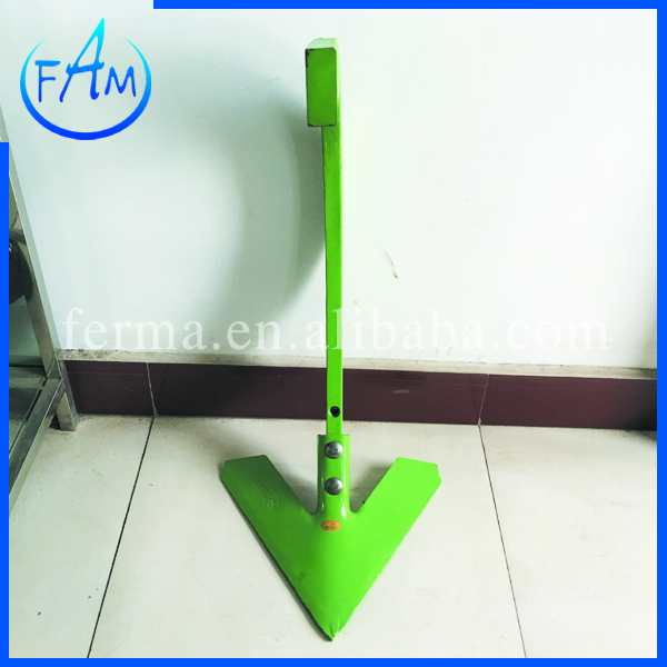Custom Agricultural Cultivators Field Ridge Double Hole Break Shovel