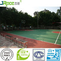 CE approval synthetic basketball court outdoor basketball surface sport flooring