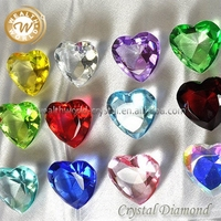 Low price best sell diamond crystal office gift
