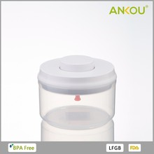 Alibaba Top Seller 2017 600ML Protect Fresh Sealing Plastic Container