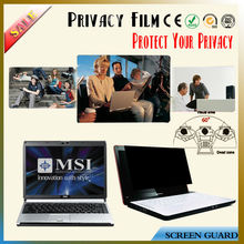 High Quality Privacy Screen Guard for (10'-24')LCD Screen Privacy Filter
