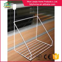 High precision wine glass holder plate for plants wire mesh storage rack