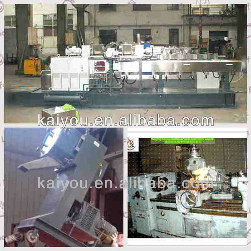 Kaiyou Series KY-35/50/65/75 scrap plastic recycling machine