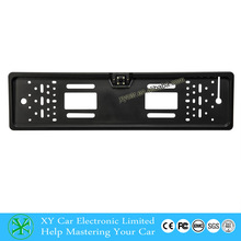 Hot selling with LED and color parking line EU license camera XY-1650
