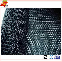 non-slip mesh pvc runner for outdoors and indoors